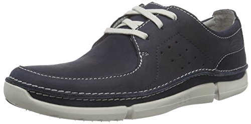 Clarks Trikeyon Fly, Derby Homme