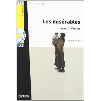 Les Misérables, Tome 1 : Fantine (1CD audio)