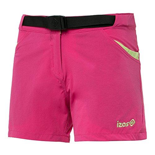 Izas Damen Kea Short Pink/Grün