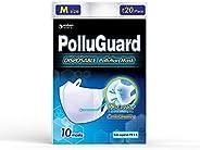 PolluGuard STD Medium Size Adult Mask - 10 Count