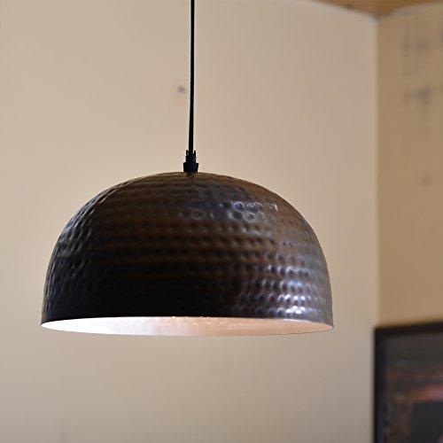 Pendant lamp buy pendant lamp online at best prices in india homesake antique copper hammered pendant light hanging lamp 10 aloadofball Choice Image