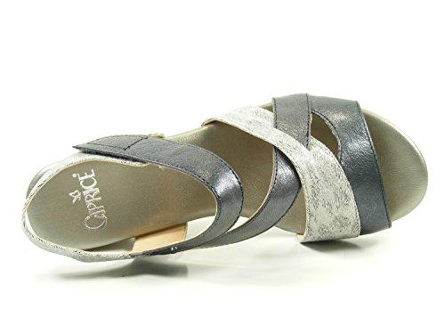 Caprice 9-28204-28 sandales mode femme Grau