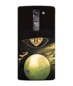 FUSON Designer Back Case Cover for LG G4 Mini :: LG G4c :: LG G4c H525N (Wizard With playing Ball Wonder Worlds Arts)