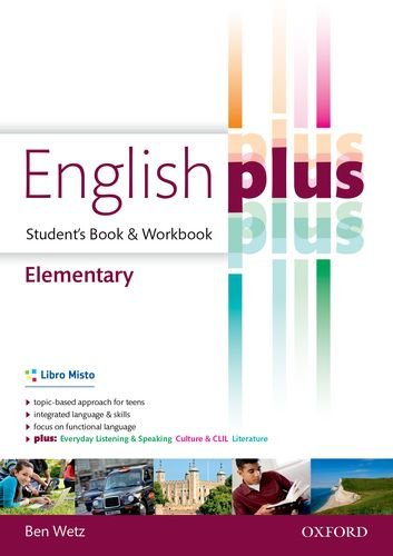 English plus. Elementary. Student's book-Workbook. Per le Scuole superiori. Con e-book. Con espansione online