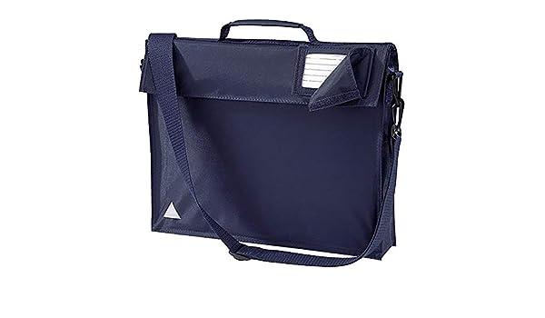 f05bf64582 Quadra - Cartella Portadocumenti (Taglia unica) (Blu scuro): Amazon.it:  Abbigliamento