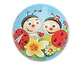 #2: Simba The Bees Deflated PVC Play Ball, Multi Color