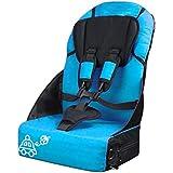 Ruirui Asientos de coche de bebé simples y asiento de bebé, silla de comedor