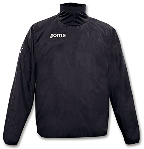 Joma Men's 5001.13.10 Anorak Black, Large