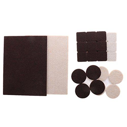 Preisvergleich Produktbild MagiDeal Anti-Rutsch-Pad (Rutschhemmer für Möbel,  Sofas,  Tische) selbstklebend