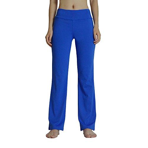 CHENMA - Pantalon de sport - Femme Bleu