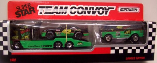 matchbox-team-convoy-42-mello-yello-kyle-petty-164-scale-diecast-by-spider-man
