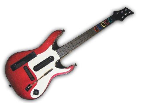 Guitar Hero 5 lose Stand-Gitarre - Nintendo Wii (Großpackung)