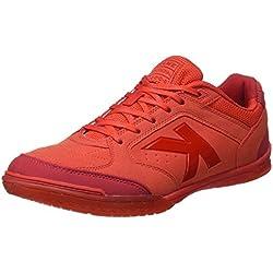 Kelme Precision Color, Zapatillas para Hombre, Rojo (Red), 40 EU