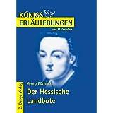 Königs Erläuterungen und Materialien, Bd.449, Der Hessische Landbote