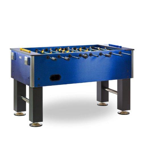 Dema Tischfußball Kicker Edition Blue