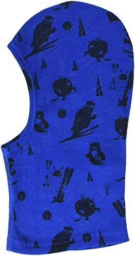 Odlo Kinder Originals Warm Kids Gesichtsmaske, Energy Blue/Diving Navy, One Size | 07613361243165