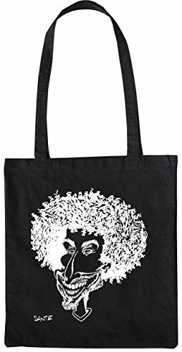 Mister Merchandise Tote Bag Dante Borsa Bagaglio , Colore: Nero Nero