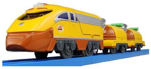 Image of Plarail CHUGGINGTON - CS-10 Plarail Action Chugger (Model Train)