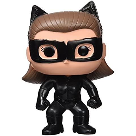 Funko FUN2644 - Figurita Batman Dark Knight Rises - Catwoman Pop 10cm - 0830395026442 - Figura Head Catwoman (10
