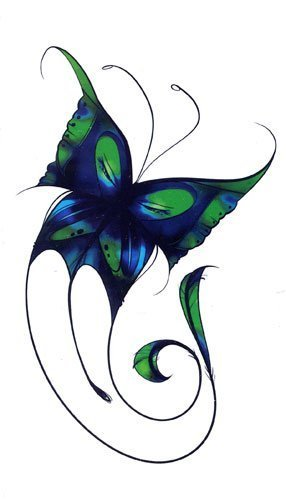 giant-blue-and-green-butterfly-temporary-tattoo-by-tattoofun