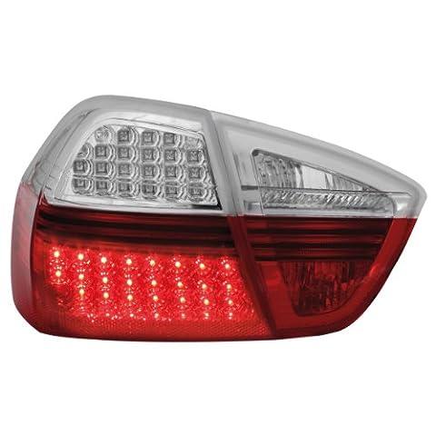 Dectane RB27DLRC LED Rückleuchten BMW E90 3er Lim. 05+ red/clear