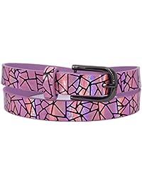 EANAGO Cinturón para Niños en jardín de infantes y escuela primaria, caderas 57-72 cm (rosa)