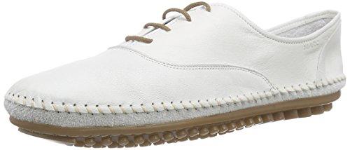 Marc Shoes - Luna, Scarpe stringate Donna Bianco (Weiß (white 200))