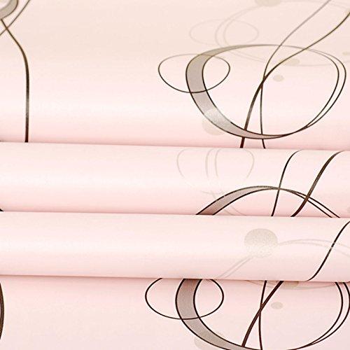 Zhzhco Wasserdichte Und Warme Wasserdichte Schlafzimmer Wohnzimmer Wallpaper Wallpaper Selbstklebende Tapete 45Cm*10M