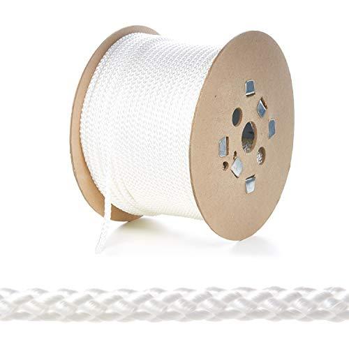 ylen-Seil, 7 mm, rund, geflochten, stark, 8 Farben und 5 Längen Größen ()