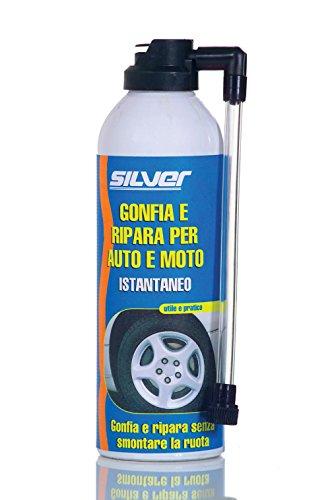 START Gonfia E Ripara Auto E Moto 300 Ml. Manutenzione Ed Emergenza Automobile