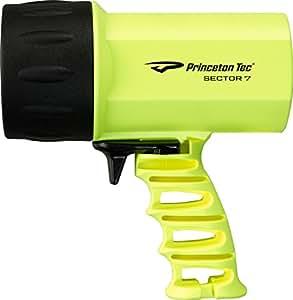 PRINCETON tEC sECTOR 7, jaune, 700 lm avec projecteur