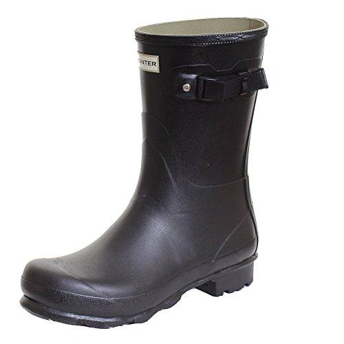 Hunter Boot Mens Breve Campo Di Norris Black