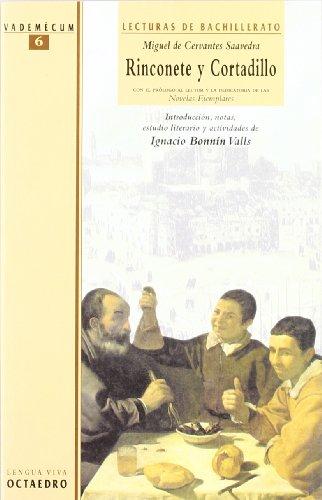 Rinconete y Cortadillo (Vademécum) - 9788480634359
