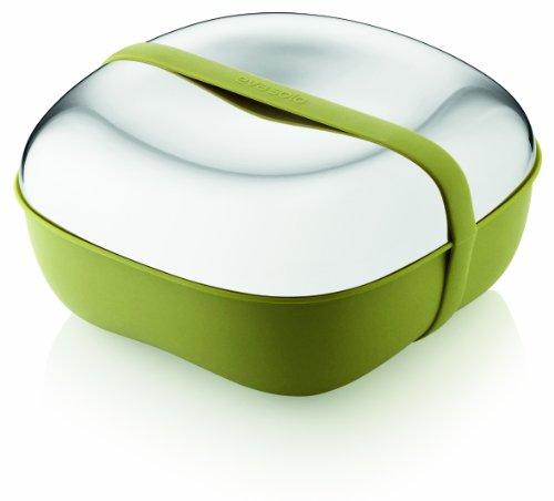 Eva Solo boîte à Sandwich, Vert, L 15cm, B 15cm
