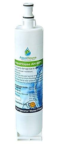 AquaHouse AH-WP1 filtre à eau compatible pour Whirlpool réfrigérateur SBS002,