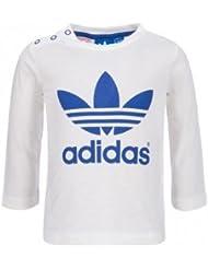 I TREFOIL _ blc–Shirt Baby Jungen Adidas