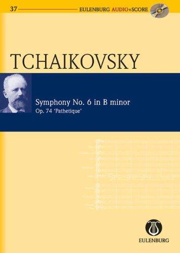 Symphony No. 6 B Minor Op. 74 Cw 27 Poche+CD