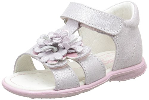Primigi Baby Girls' Galenia Standing Shoes, Pink (Scam Brinato Barbie), 2.5 Child UK