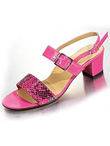 Marion Spath Damen 333-528 Glattleder Sandalette Pink