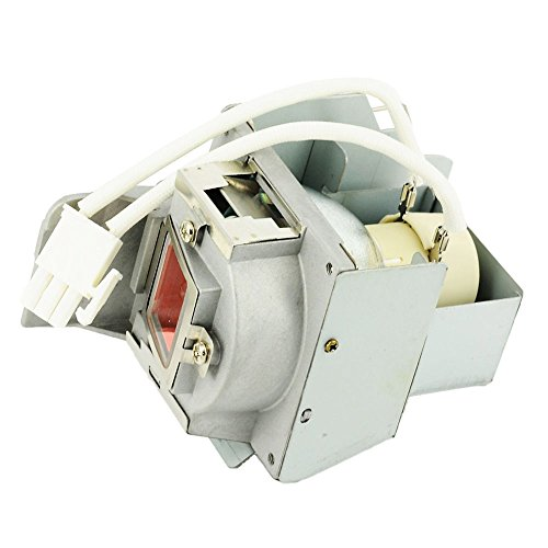 Molgoc 5J.J9V05.001 Projektor-Ersatzlampe mit Gehäuse, kompatibel mit BenQ MS619ST/MX620ST