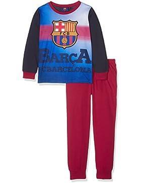 FCB Boys Barcelona Pj, Conjuntos de Pijama para Niños (Pack de 2)