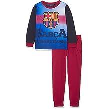 FCB Boys Barcelona PJ, Conjuntos de Pijama para Niños (Pack ...