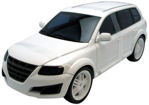 Volkswagen Tiguan P24 Parotech White 1:18 Norev Diecast