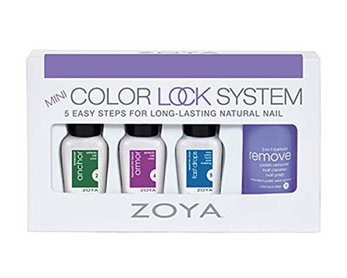 Zoya Mini Color Lock System by Zoya
