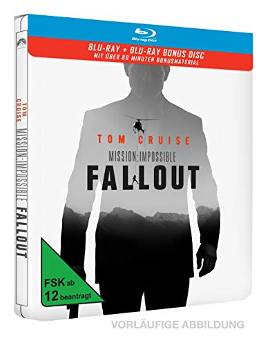 Mission: Impossible 6 - Fallout Blu-ray Limited...