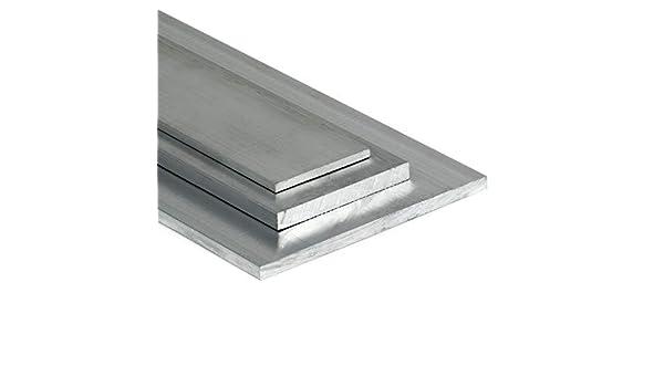 Aluminium Flachstange AlMgSi05 45x3mm 40cm auf Zuschnitt L/änge 400mm