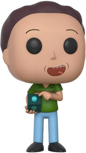 Funko Pop! - Rick and Morty Jerry Figura de vinilo (22962)