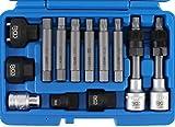 BGS 4246 | Juego de puntas/puntas de vaso para alternadores | entrada 12,5 mm (1/2') | 13 piezas
