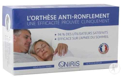 ONIRIS Bite antirussamento - efficace contro il russamento e l'apnea notturna