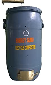 Energy Guru - Recycle Composter - Small - Grey